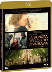 Film La signora dello zoo di Varsavia (Blu-ray) Niki Caro