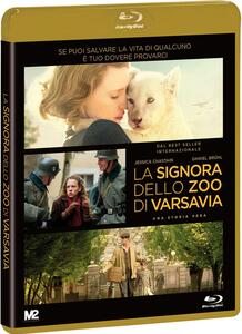 La signora dello zoo di Varsavia (Blu-ray) di Niki Caro - Blu-ray