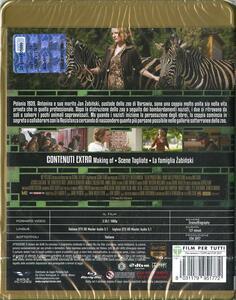 La signora dello zoo di Varsavia (Blu-ray) di Niki Caro - Blu-ray - 2