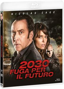 The Humanity Bureau. 2030 fuga per il futuro (Blu-ray) di Rob W. King - Blu-ray