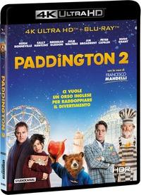 Cover Dvd Paddington 2 (Blu-ray Ultra HD 4K)