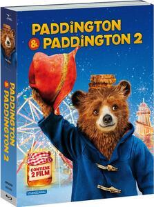 Paddington 1 - 2 (2 Blu-ray) di Paul King