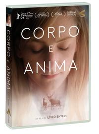 Cover Dvd Corpo e anima (DVD)