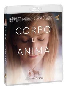 Corpo e anima (Blu-ray) di Ildikò Enyedi - Blu-ray