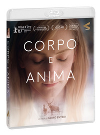 Cover Dvd Corpo e anima (Blu-ray)
