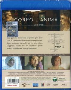 Corpo e anima (Blu-ray) di Ildikò Enyedi - Blu-ray - 2