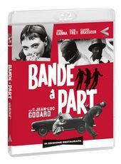 Film Bande à Part. Edizone rimasterizzata (Blu-ray) Jean-Luc Godard