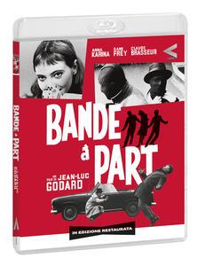 Bande à Part. Edizone rimasterizzata (Blu-ray) di Jean-Luc Godard - Blu-ray