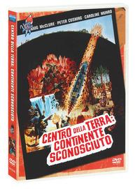 Cover Dvd Centro della Terra. Continente sconosciuto (DVD)