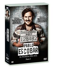 Pablo Escobar. El Patrón del Mal. Parte 1 (5 DVD) di Carlos Moreno,Laura Mora - DVD