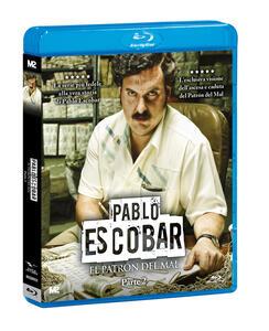 Pablo Escobar. El Patrón del Mal. Parte 2 (3 Blu-ray) di Carlos Moreno,Laura Mora - Blu-ray