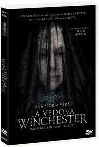 Cover Dvd La vedova Winchester (DVD)
