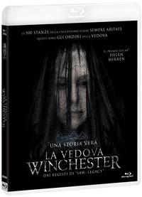 Cover Dvd La vedova Winchester (Blu-ray)