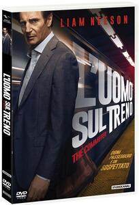 L' uomo sul treno (DVD) di Jaume Collet-Serra - DVD