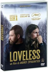 Film Loveless (DVD) Andrey Zvyagintsev