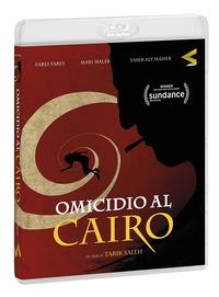 Cover Dvd Omicidio al Cairo (Blu-ray)