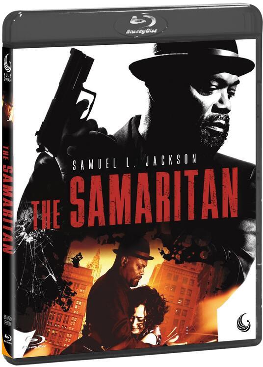 The Samaritan (Blu-ray) di David Weaver - Blu-ray