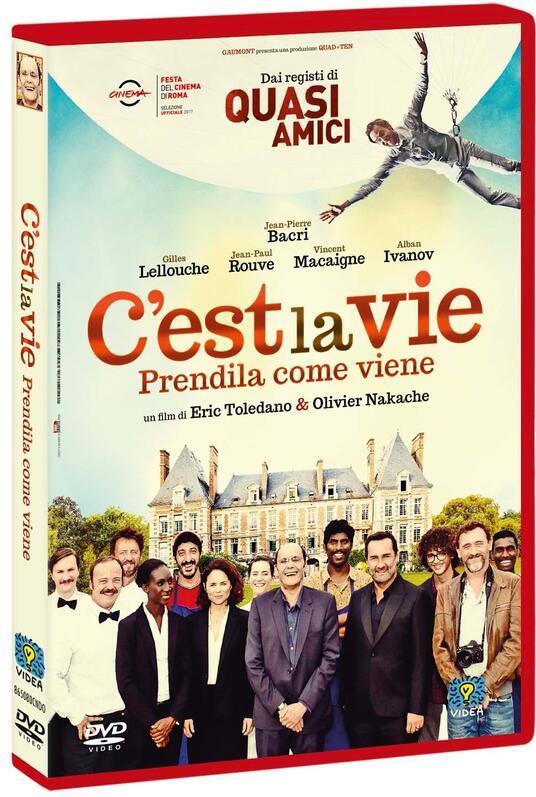 C'est la vie. Prendila come viene (DVD) di Olivier Nakache,Eric Toledano - DVD