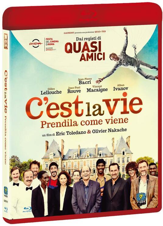 C'est la vie. Prendila come viene (Blu-ray) di Olivier Nakache,Eric Toledano - Blu-ray