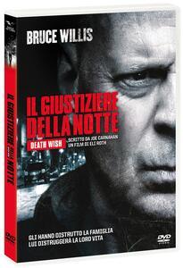 Il giustiziere della notte (DVD) di Eli Roth - DVD