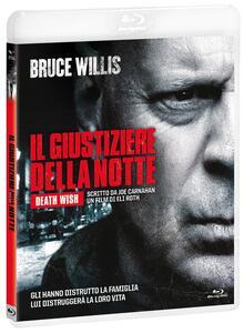 Il giustiziere della notte (Blu-ray) di Eli Roth - Blu-ray