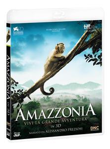 Amazzonia (Blu-ray + Blu-ray 3D) di Thierry Ragobert - Blu-ray + Blu-ray 3D