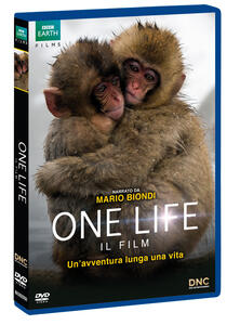 One Life (DVD) di Michael Gunton,Martha Holmes - DVD