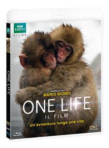 One Life (Blu-ray) di Michael Gunton,Martha Holmes - Blu-ray