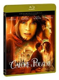 Cover Dvd Calore e polvere (Blu-ray)