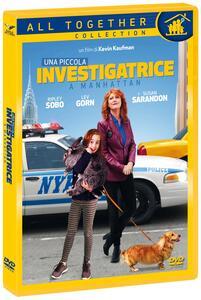 Una piccola investigatrice a Manhattan (DVD) di Kevin Kaufman - DVD