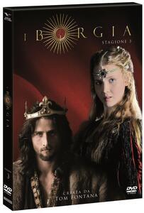 I Borgia. Stagione 3. Serie TV ita (4 DVD) di Tom Fontana - DVD