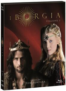 I Borgia. Stagione 3. Serie TV ita (2 Blu-ray) di Tom Fontana - Blu-ray