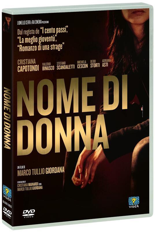 Nome di donna (DVD) di Marco Tullio Giordana - DVD