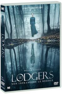 The Lodgers. Non infrangere le regole. Con card tarocco da collezione (DVD) di Brian O'Malley - DVD