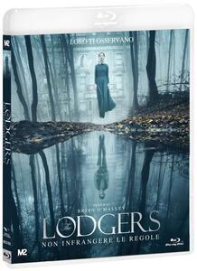 The Lodgers. Non infrangere le regole. Con card tarocco da collezione (Blu-ray) di Brian O'Malley - Blu-ray