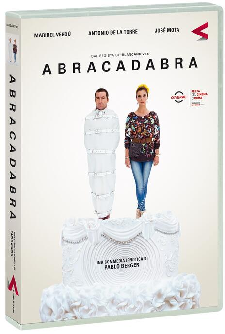 Abracadabra (DVD) di Pablo Berger - DVD