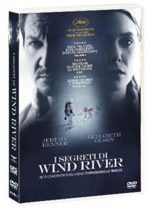 I segreti di Wind River (DVD) di Taylor Sheridan - DVD