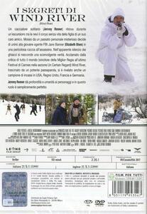 I segreti di Wind River (DVD) di Taylor Sheridan - DVD - 2