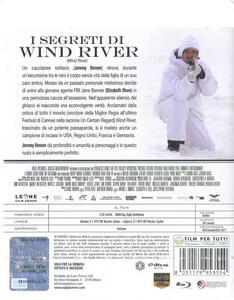 I segreti di Wind River (Blu-ray) di Taylor Sheridan - Blu-ray - 2