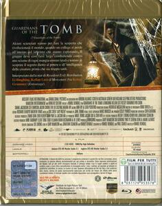 Guardians of the Tomb (Blu-ray) di Kimble Rendall - Blu-ray - 2
