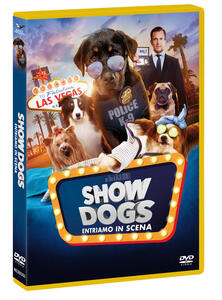 Show Dogs. Entriamo in scena (DVD) di Raja Gosnell - DVD