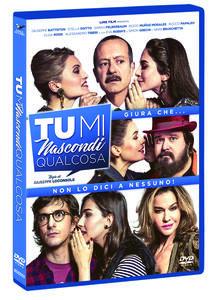 Tu mi nascondi qualcosa (DVD) di Giuseppe Loconsole - DVD