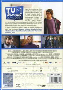 Tu mi nascondi qualcosa (DVD) di Giuseppe Loconsole - DVD - 2