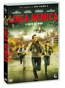 Linea nemica (DVD) di Renny Harlin - DVD