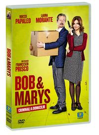 Cover Dvd Bob & Marys. Criminali a domicilio (DVD)