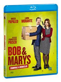 Cover Dvd Bob & Marys. Criminali a domicilio (Blu-ray)