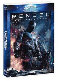 Cover Dvd Rendel. Il vigilante (DVD)