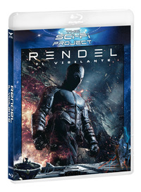 Cover Dvd Rendel. Il vigilante (Blu-ray)