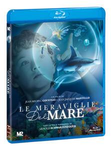 Le meraviglie del mare (Blu-ray + Blu-ray 3D) di Jean-Michel Cousteau,Jean-Jacques Mantello - Blu-ray + Blu-ray 3D