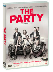 The Party (DVD) di Sally Potter - DVD